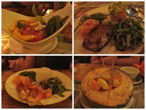 Ka Lui food