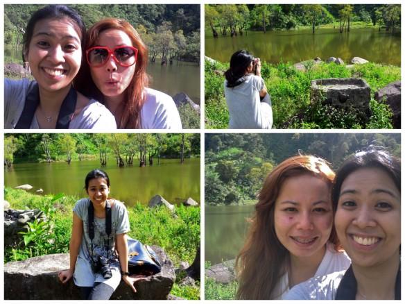 Lake Selfies