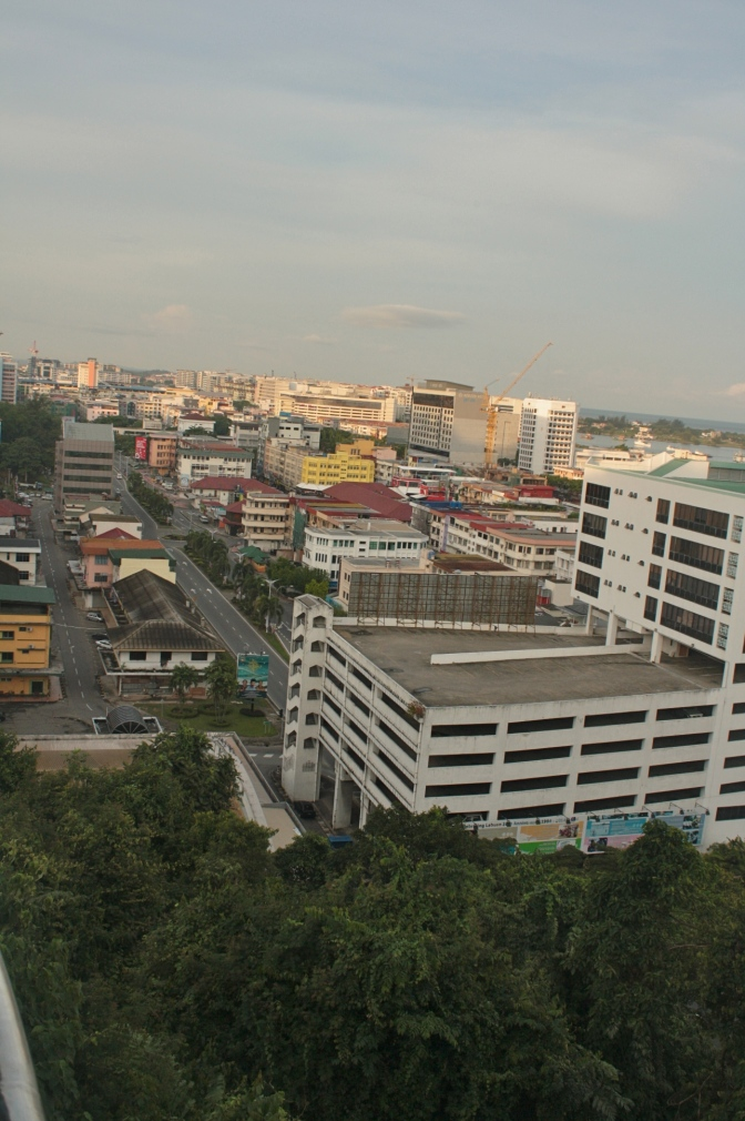 [Kota Kinabalu] : Town just got smaller on last day