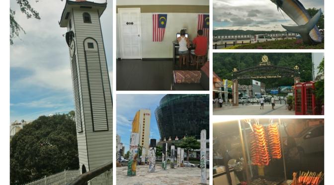 [Kota Kinabalu] ~ Around Town in Half-Day
