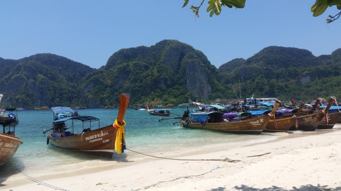[Ko Phi Phi] ~ Going Upmost to See its All