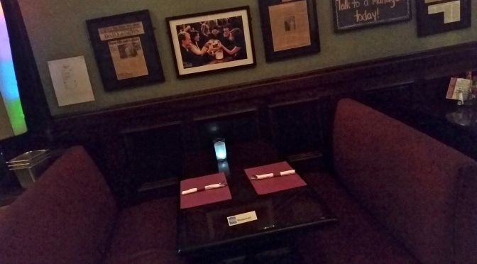 [New York] ~ Meeting the Bar that inspired one in How I Met Your Mother