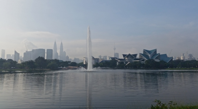 [Malaysia]~ A Day in KL (Quiet and Otherwise)