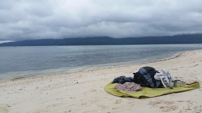 [Camiguin, Philippines] ~ 1,322 Steps around Mantigue Island