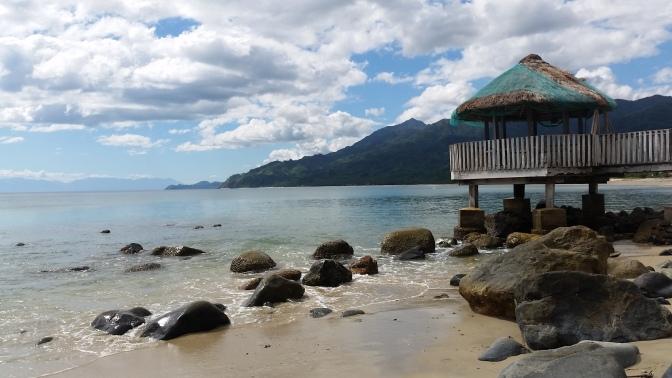 [Dinadiawan, Aurora] ~  Beach Close to Home