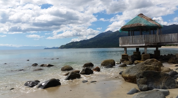[Dinadiawan, Aurora] ~  Beach Close to Home