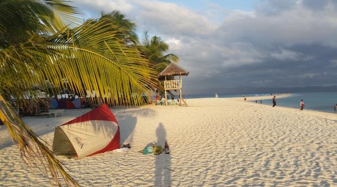 [Palompon, Leyte] ~ 2,941 Steps around Kalanggaman Island