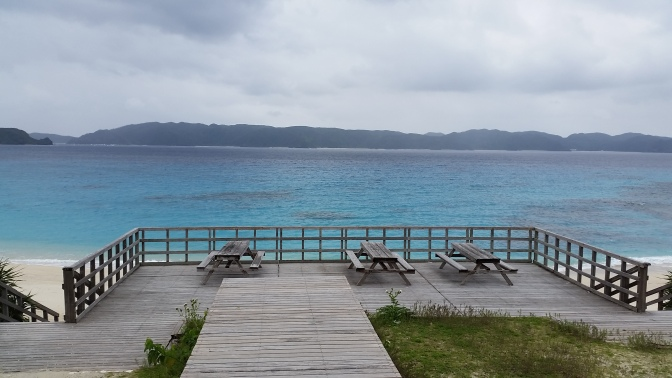 [Okinawa] ~ Hours to and in Zamami Island